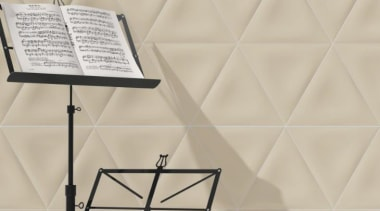 Elvida Beige - triangular tiles 320x270mm - Elvida design, floor, line, pattern, product design, wall, gray