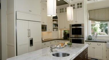First Floor Update - Kitchen - cabinetry | cabinetry, countertop, cuisine classique, home, interior design, kitchen, room, gray