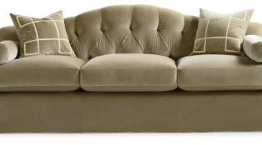 """Upholstery helps set the foundation for how a couch, furniture, loveseat, product, product design, brown, white"