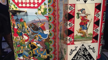 For more information, please visit www.smeg.co.nz art, material, textile, black