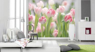 Secret Garden Interieur - Italian Color Range - decor, floristry, flower, flowering plant, interior design, petal, plant, wallpaper, window, white