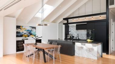 Caro Design – TIDA New Zealand Designer ceiling, countertop, interior design, kitchen, loft, real estate, white