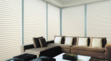 luxaflex silhouette shadings - luxaflex silhouette shadings - angle, furniture, interior design, living room, shade, wall, window, window blind, window covering, window treatment, white