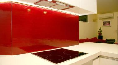 18 modern hillsborough 2012 5.jpg - 18_modern_hillsborough_2012_5.jpg - ceiling, countertop, floor, flooring, interior design, kitchen, property, real estate, room, red