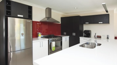 For more information, please visit www.gjgardner.co.nz countertop, cuisine classique, interior design, kitchen, property, real estate, room, white, gray