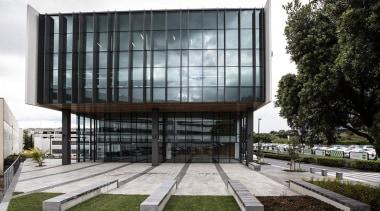 MERIT WINNERGenesis Energy (3 of 4) - Hays architecture, building, corporate headquarters, facade, headquarters, house, black, white