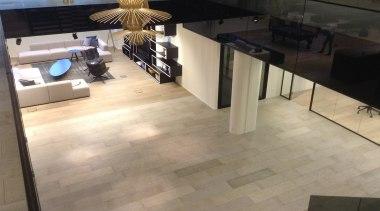 Concreate NGTI 20 - Concreate_NGTI_20 - floor | floor, flooring, furniture, hardwood, interior design, laminate flooring, table, tile, wood, wood flooring, black, orange