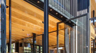 Takapuna, Auckland (designed in association with Rachael Rush) architecture, facade, house, gray, black