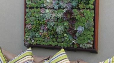 Living Wall - Vertical Garden - green | green, home, interior design, paint, painting, wall, window, gray