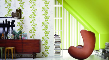 Chicago Range - Chicago Range - furniture | furniture, green, home, house, interior design, living room, room, wall, wallpaper, white