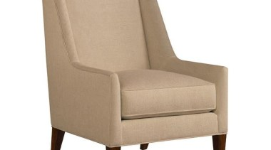Designed to provide Baker style at unprecedented value, armrest, chair, club chair, furniture, product design, white