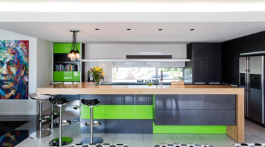 TIDA New Zealand Kitchens – proudly brought to countertop, interior design, kitchen, gray, white
