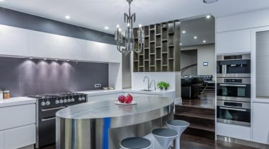 Sleek Kitchen - Sleek Kitchen - countertop | countertop, interior design, kitchen, gray