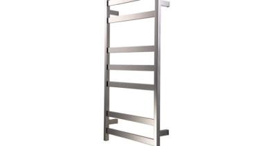Studio 1 825 Slimline Towel Warmer - Studio furniture, product, product design, shelf, shelving, white