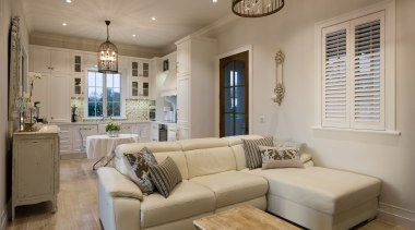 Living area - Living area - ceiling | ceiling, estate, home, interior design, living room, property, real estate, room, gray, brown