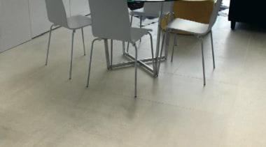Earthstone talc ivory kitchen dining room tiles - floor, flooring, furniture, hardwood, interior design, laminate flooring, table, tile, wood, wood flooring, gray, orange