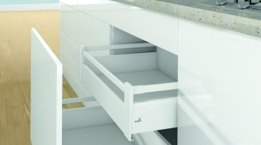 Internal pot and pan drawer - Internal pot drawer, furniture, product, product design, sink, white