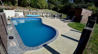 Residential Swimming Pools under $50,000 pool competition entry backyard, estate, house, leisure, property, real estate, swimming pool, water, gray, black