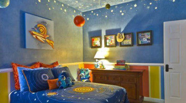 Creative and unique children's bedrooms - Amazing Kids' blue, ceiling, home, interior design, room, wall, gray, blue