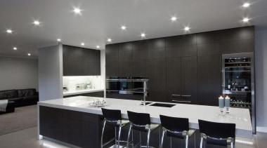 Entrant: Debbie Daly – 2015 NKBA Design Awards ceiling, countertop, interior design, kitchen, real estate, gray, black