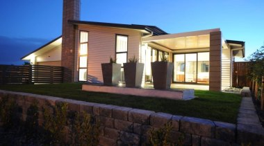 Modern contemporary home - Toscana Design - architecture architecture, cottage, elevation, estate, facade, home, house, lighting, property, real estate, residential area, siding, villa, black