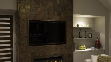050frame house 10.jpg - Frame_house_10.jpg - fireplace | fireplace, hearth, interior design, living room, wall, black