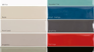 All tiles are 70x240mm - Liverpool Colour Range material, product, product design, gray