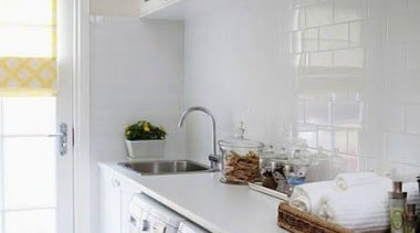 Utilitarian spaces such as laundry rooms and mudrooms cabinetry, countertop, cuisine classique, home, home appliance, kitchen, laundry, laundry room, major appliance, property, real estate, room, gray, white