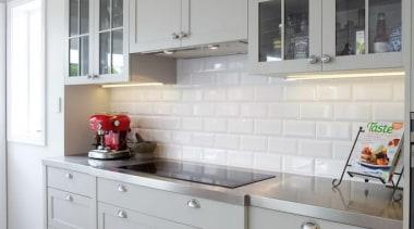 Devonport - cabinetry | countertop | cuisine classique cabinetry, countertop, cuisine classique, floor, home, interior design, kitchen, room, gray