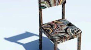 by Hamish Stirrat - Laminique - chair | chair, furniture, outdoor furniture, product, product design, white
