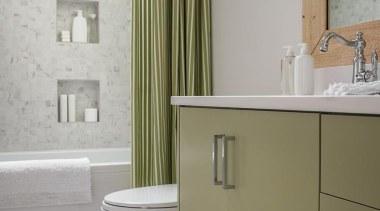 sh2015kidsbathroom01heroshotv copy.jpg - sh2015kidsbathroom01heroshotv_copy.jpg - bathroom | bathroom bathroom, bathroom accessory, bathroom cabinet, ceramic, floor, home, interior design, plumbing fixture, room, sink, tap, tile, window, gray