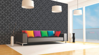 Frequency Range - Frequency Range - floor | floor, flooring, furniture, interior design, living room, product design, table, wall, white, black