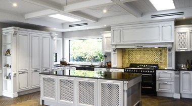 TIDA New Zealand Kitchens – proudly brought to cabinetry, countertop, cuisine classique, floor, flooring, interior design, kitchen, gray