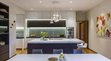 Entrant: Natalie Du Bois #1 – 2015 NKBA ceiling, countertop, interior design, interior designer, kitchen, living room, real estate, room, gray