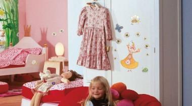 Princess Ausschnitt Interieur - Italian Color Range - bed, bedroom, flooring, furniture, home, interior design, living room, nursery, pink, product, red, room, textile, red
