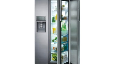 Samsung Electronics New Zealand has revealed its Home home appliance, kitchen appliance, major appliance, product, refrigerator, white