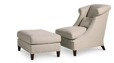 """Upholstery helps set the foundation for how a angle, chair, club chair, comfort, couch, furniture, product, product design, white"