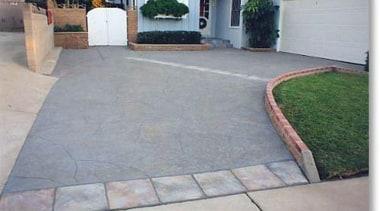 Overlay_58 - asphalt | backyard | concrete | asphalt, backyard, concrete, courtyard, driveway, floor, landscaping, property, real estate, road surface, walkway, gray