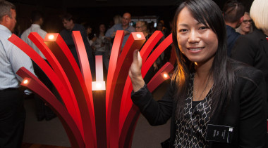 Formica® FormationsTM Design Competition winners announcedTwo stunning designs event, fun, red, black, red