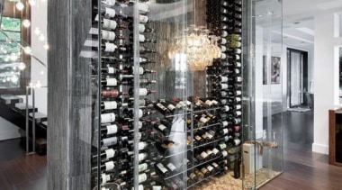 Modern Wine Cellar Ideas - Modern Wine Cellar furniture, interior design, wine cellar, gray