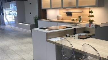 Concreate GKC CF101 2 - Concreate_GKC_CF101_2 - countertop countertop, floor, flooring, furniture, interior design, kitchen, product design, table, gray, black