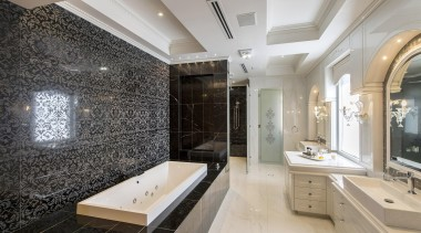 Winner Bathroom of the Year 2013 Western Australia bathroom, ceiling, countertop, estate, home, interior design, real estate, room, gray