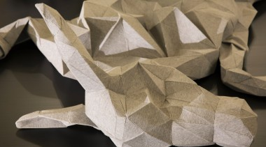 Our favourites from London Design Festival 2014 - art paper, origami, origami paper, product design, brown, black