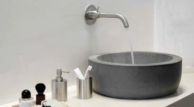 PB500 - Soap Dispenser, Free Standing. PB100 - bathroom sink, plumbing fixture, product design, sink, tap, gray