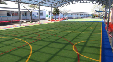 Pre-school, primary & seconday education artificial turf, grass, leisure, leisure centre, net, playground, sport venue, sports, structure, green