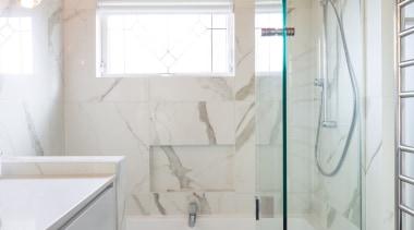 Marble Bathroom - Marble Bathroom - architecture | architecture, bathroom, ceiling, daylighting, floor, home, house, interior design, plumbing fixture, room, gray
