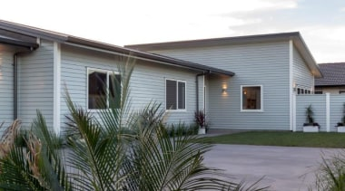 Tauranga Showhome - Tauranga Showhome - cottage | cottage, facade, home, house, property, real estate, residential area, roof, siding, window, gray