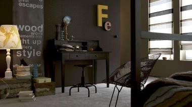 Schoner Wohnen - Modern Style Range - floor floor, flooring, furniture, home, interior design, living room, room, table, window, black