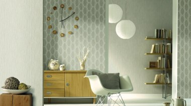 Modern Style Range - Modern Style Range - chest of drawers, furniture, home, interior design, living room, product design, table, wall, wallpaper, window covering, gray, green