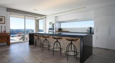 Entrant: Linda Moyle – 2015 NKBA Design Awards architecture, countertop, estate, floor, flooring, house, interior design, kitchen, property, real estate, room, gray